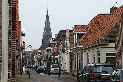 Oldemarkt centrum