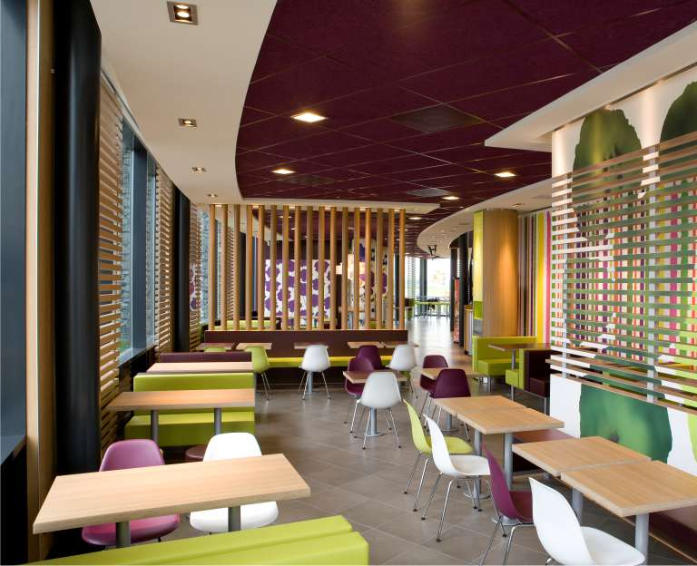 Melmerpark, Mc Donalds
