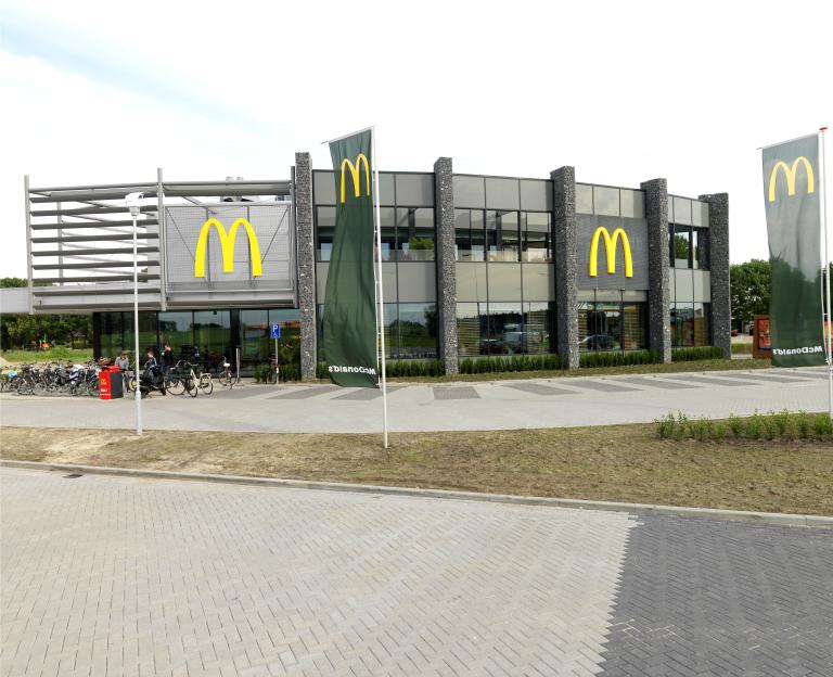Melmerpark Mc Donalds